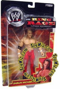 WWE Jakks Pacific Wrestling Action Figure Ruthless Aggression Series 16.5 Shawn Michaels