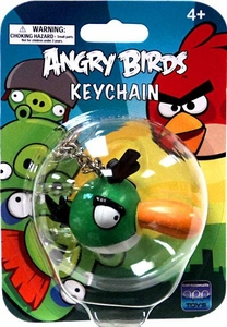 Angry Birds Figurine Keychain Toucan Bird
