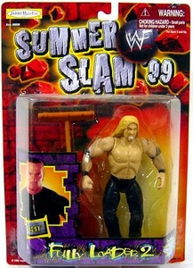 WWF Wrestling Action Figure Summer Slam '99 Fully Loaded 2 Test
