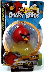 Angry Birds Morph Lite Red Bird Flashlight