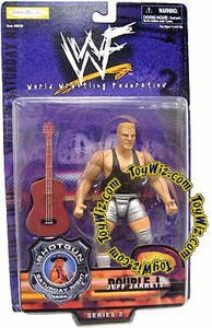 WWF Wrestling Shotgun Saturday Night Series 2 Double J Jeff Jarrett