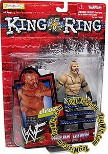 Jakks Pacific WWF King of the Ring 1999 Breakdown in Your House Action Figure Droz