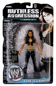 WWE Wrestling Ruthless Aggression Series 37 Action Figure Katie Lea Burchill