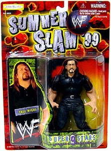 WWF Wrestling Action Figure Summer Slam '99 Superstars Series 9 Paul Wight