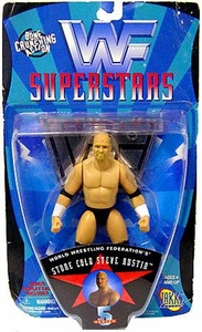 WWF Superstars Series 5 Wrestling Action Figure Stone Cold Steve Austin
