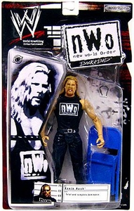WWE Wrestling NWO Back & Bad Action Figure Kevin Nash with NWO Shirt