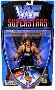 WWF Superstars Series 1 Wrestling Action Figure Diesel
