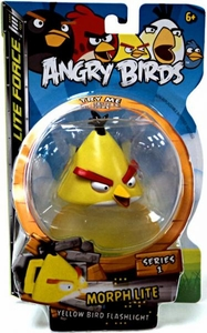 Angry Birds Morph Lite Yellow Bird Flashlight