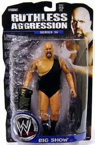 WWE Wrestling Ruthless Aggression Series 36 Action Figure Big Show [Cloth Robe]