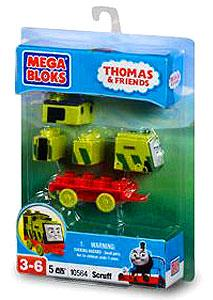 Thomas & Friends Mega Bloks Set #10564 Scruff