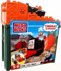 Thomas & Friends Mega Bloks Set #10583 Diesel