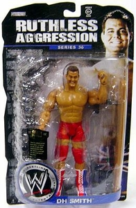 WWE Wrestling Ruthless Aggression Series 36 Action Figure DH Smith