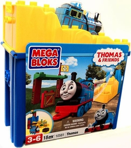 Thomas & Friends Mega Bloks Set #10581 Thomas