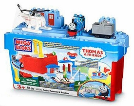 Thomas & Friends Mega Bloks Set #10520 Sodor Search & Rescue