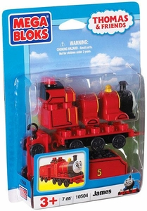 Thomas & Friends Mega Bloks Set #10504 James