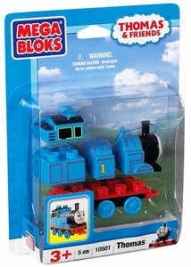 Thomas & Friends Mega Bloks Set #10501 Thomas
