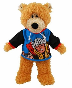 Thor 13 Inch Plush Bear with Thor Shirt