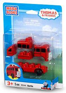 Thomas & Friends Mega Bloks Set #10544 Bertie