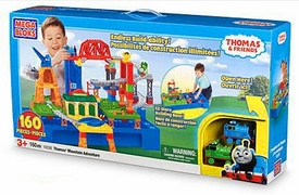 Thomas & Friends Mega Bloks Set #10536 Thomas Mountain Adventure
