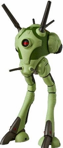 Robotech Macross Toynami 2010 SDCC San Diego Comic-Con Exclusive Vinyl Figure Zentradi [Regault] Tactical Battlepod