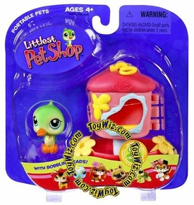 Littlest Pet Shop Pets On the Go Hummingbird with Feeder