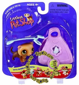 Littlest Pet Shop Pets On the Go Ferret in Purse