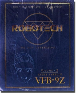 Robotech Macross Masterpiece Collection Volume 2 Annie LaBelle VFB-9Z
