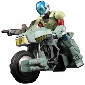 Robotech Macross Toynami Masterpiece Cyclone #2 Lancer