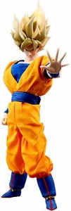 Dragon Ball Z Medicom RAH Real Action Heroes 12 Inch Deluxe Collectible Figure Super Saiyan Goku