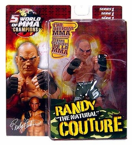 Round 5 World of MMA Champions UFC Series 1 Action Figure Randy