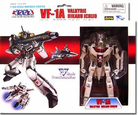 Robotech Macross Toynami 5 Inch 1/100 Scale Fully Transformable Series 1 Veritech Fighter Hikaru Ichijo's VF-1A