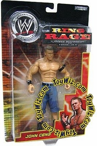 WWE Jakks Pacific Wrestling Action Figure Ruthless Aggression Series 16.5 John Cena