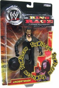 WWE Jakks Pacific Wrestling Action Figure Ruthless Aggression Series 16.5 Undertaker