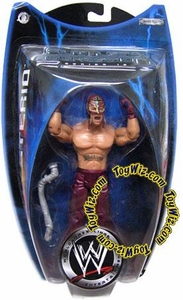 WWE Jakks Pacific Wrestling Action Figure Ruthless Aggression Series 16 Rey Mysterio BLOWOUT SALE!