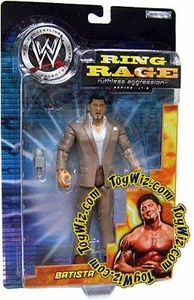WWE Jakks Pacific Wrestling Action Figure Ruthless Aggression Series 17.5 Batista