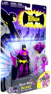 The Batman Animated Action Figure Razor Whip Batman