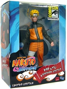 Toynami 2009 SDCC San Diego Comic-Con Exclusive Action Figure Naruto Shippuden [Rasengan Edition] Only 1,000 Made!