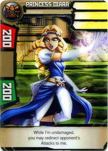 Redakai Power Pack Single Card Rare #1008 Princess Diara [Imperiaz] BLOWOUT SALE!