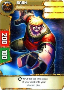 Redakai Power Pack Single Card Common #1010 Bash [Battacor] BLOWOUT SALE!