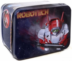 Robotech Macross Exclusive Super Deformed Veritech Chromed VF-1J [Milia]