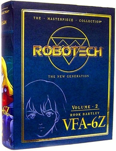 Robotech New Generation Alpha Fighters Masterpiece Collection Rook Bartley's VFA-6Z