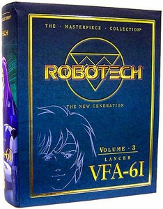 Robotech New Generation Alpha Fighters Masterpiece Collection Lancer's VFA-6I