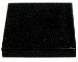 LEGO Accessories & Stuff LOOSE Accessory 2x2 Flat Black Tile