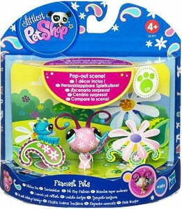 Littlest Pet Shop Fanciest Pets Series 1 Figure Butterfly
