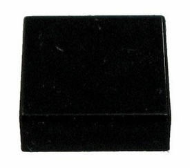 LEGO Accessories & Stuff LOOSE Accessory 1x1 Flat Black Tile