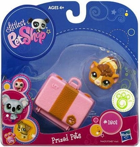 Littlest Pet Shop Prized Pets Figure Guinea Pig