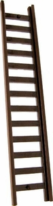 LEGO Accessories & Stuff LOOSE Accessory Brown 13-Step Ladder