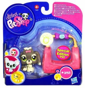 Littlest Pet Shop 2010 Assortment 'B' Series 4 Collectible Figure Lhasa Apso [Special Edition Pet]