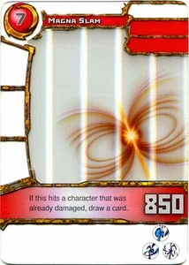 Redakai Power Pack Single Card Common #3069 Magna Slam