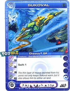Chaotic Trading Card Game OP Organized Play Promo Single Card Uncommon #OP1-3 Sukoval
